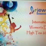 JEWEL'S INTERNATIONAL WOMEN'S DAY HIGH TEA 2015