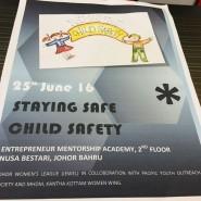 STAYING SAFE : CHILD SAFETY