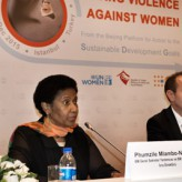 Zero Tolerance A Must To End Violence Against Women And Girls, Leaders Say At Global UN Conference