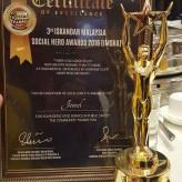 IMSHA AWARD 2016 for Public Safety