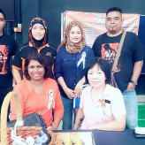 JEWEL At Jabatan Kesihatan Malaysia's Karnival JCare