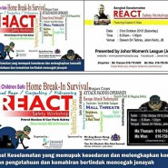REACT Safety Workshop