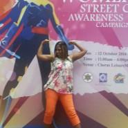 Sheeba wins Iron Lady Award 2014