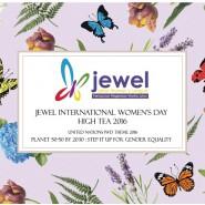 JEWEL 's International Women's Day High Tea 2016