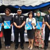 Sijil Penghargaan PDRM Johor