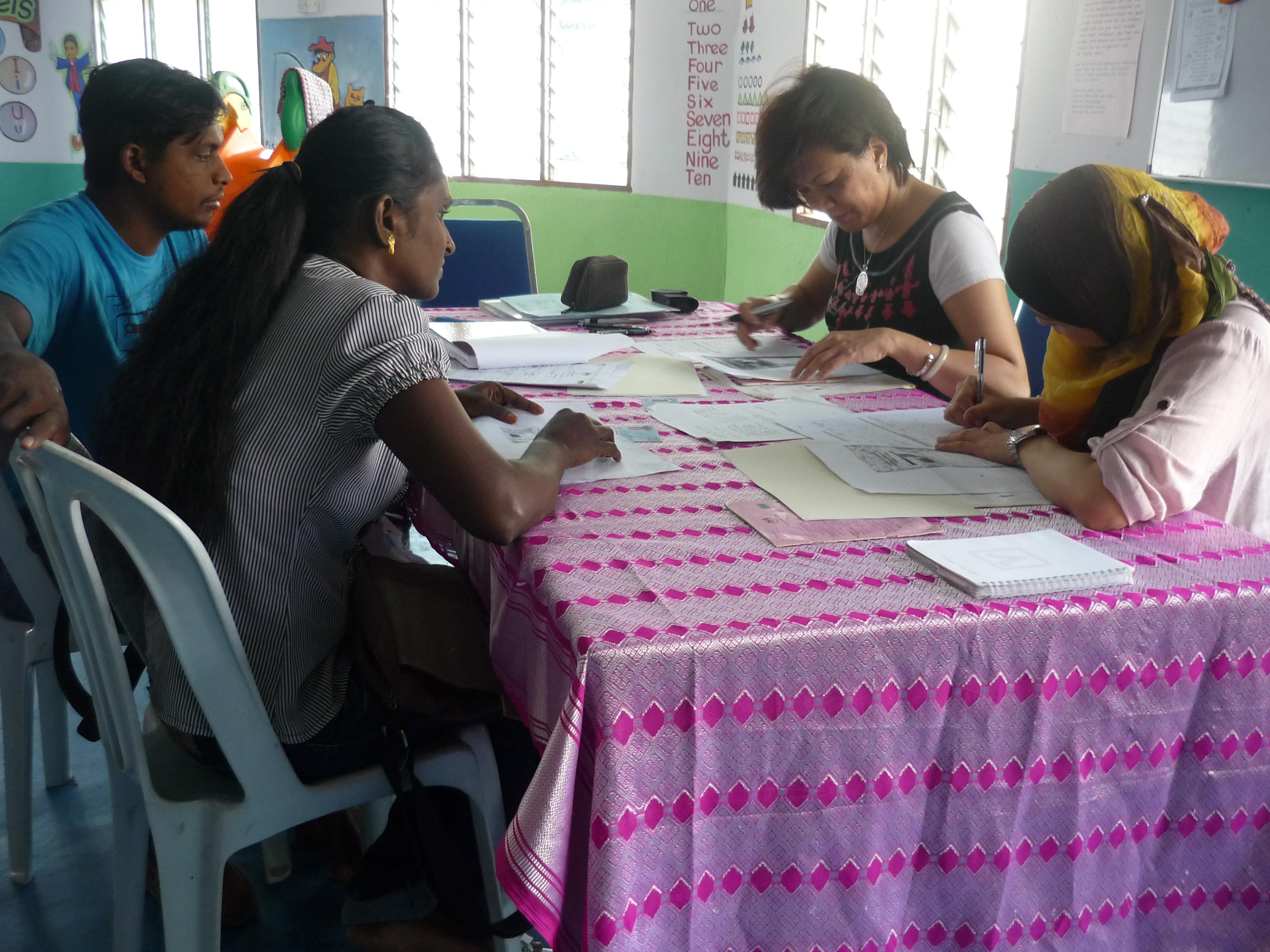 Doc Task - Tmn Makmur, Kula Jan 2012
